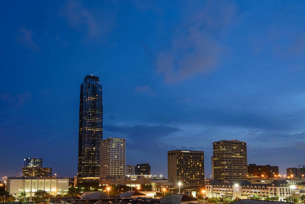 Galleria Area Skyline