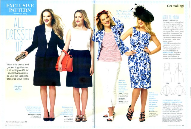 Prima Magazine - Pattern, May 2015 (02)