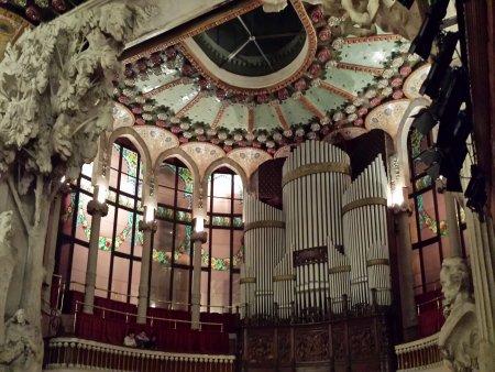 Palau de la Musica Catalana 3