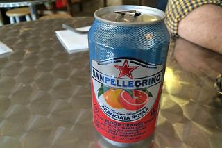 North Beach - Italian Homemade Company soda