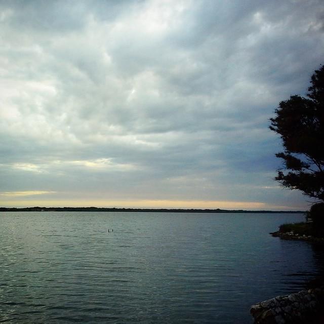 Il lago di Fogliano