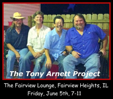 The Tony Arnett Project 6-5-15