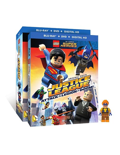 LEGO DC Super Heroes Justice League: Attack of the Legion of Doom! Trickster