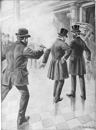 garfield assassination