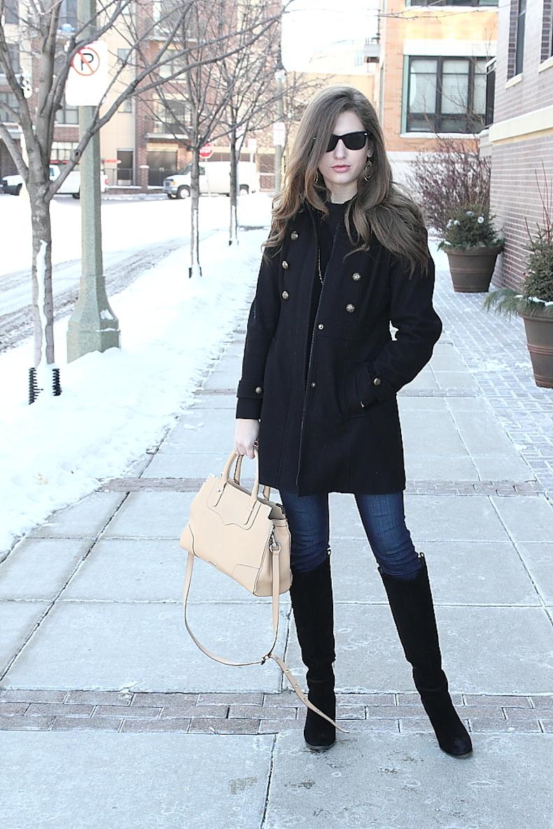 black-coat-outfit-ideas