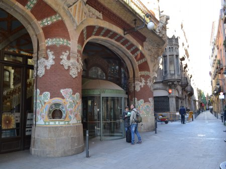 Palau de la Musica Catalana 7