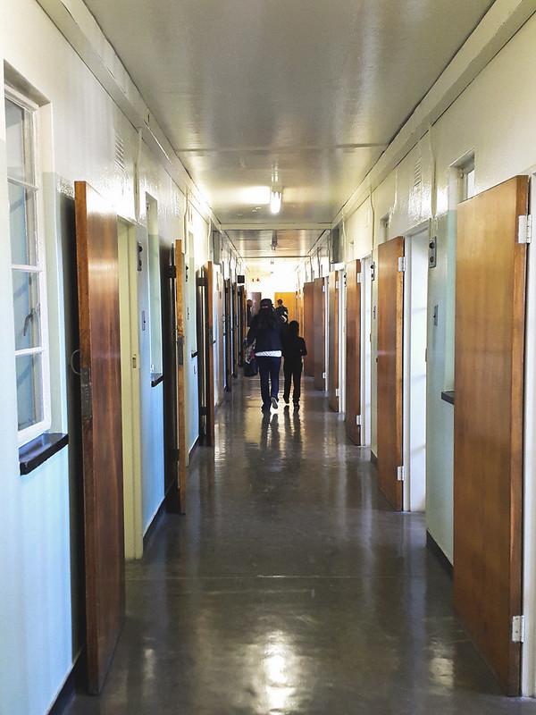 Robben Island Hallway