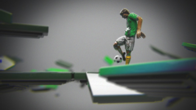 Sport, Soccer Intro, Football, World Cup, Intro, Broadcast, 3d animation, Advertisement, Team, Sport