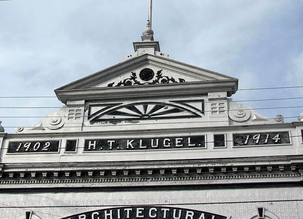 H T Klugel Architectural Sheet Metal Work Building 2 Pe