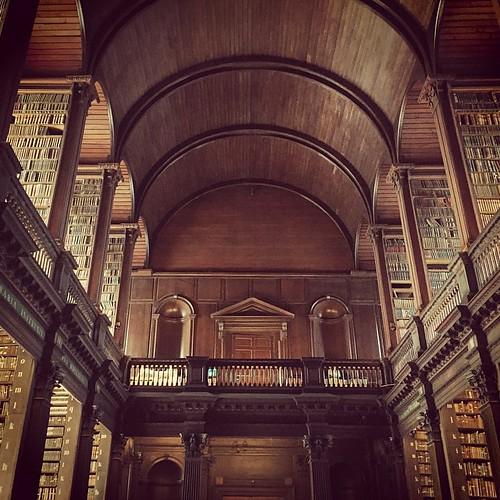 Walhalla der boeken #dublin