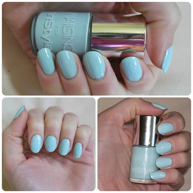 NOTD Nails Inc The Tide Is High
