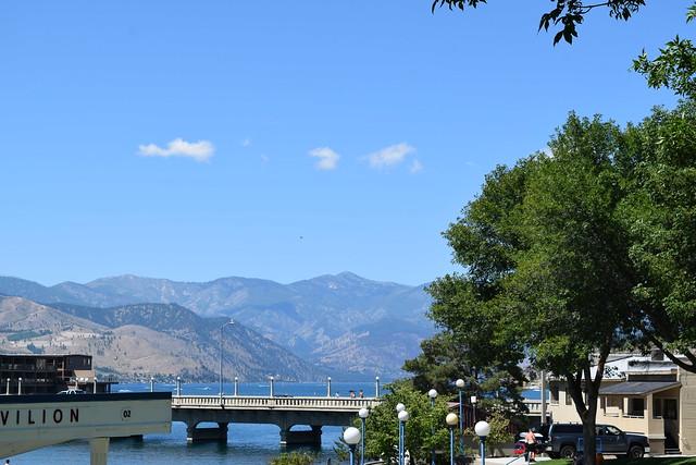Chelan Lake Washington