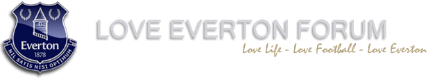 LoveEvertonForum Logo