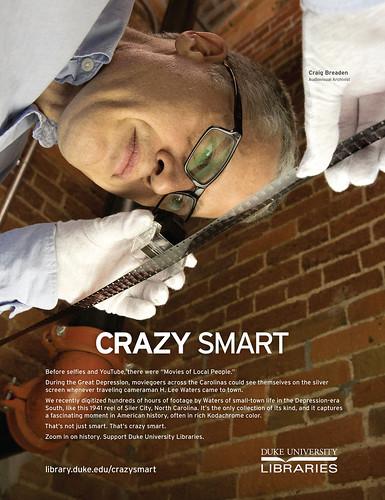 Crazy Smart H. Lee Waters