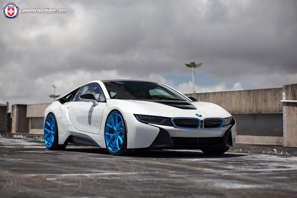 The Official Hre Wheels Photo Gallery For Bmw I8 Bmw I Forums