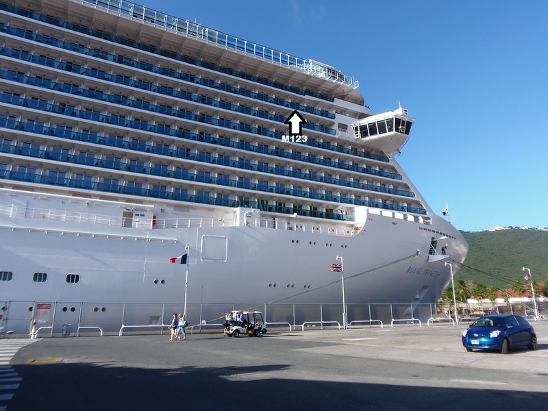 Royal Princess Obstructed Balcony Cruise Critic Message