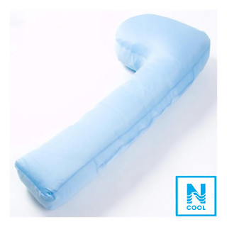 頭部支撐長型抱枕@N Cool接觸涼感系列寢具