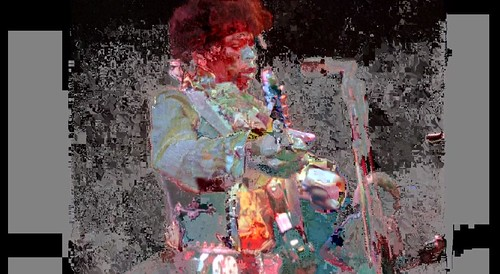 Hendrix Live in Monterey 1967 - Glitchart | by Christian_Munk