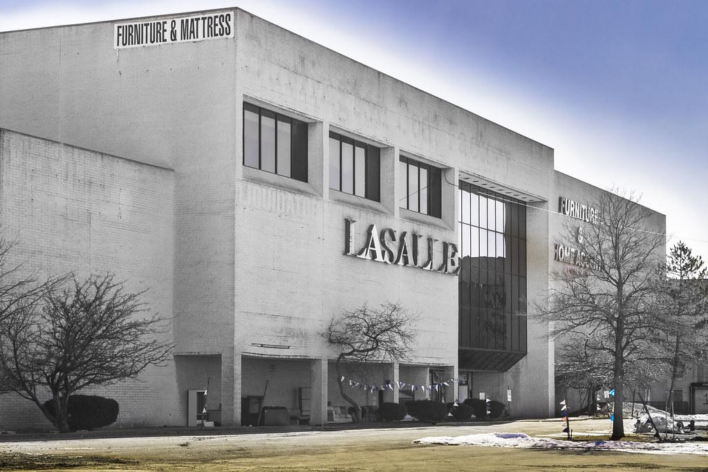 lasalle the lasalle furniture and former burlington