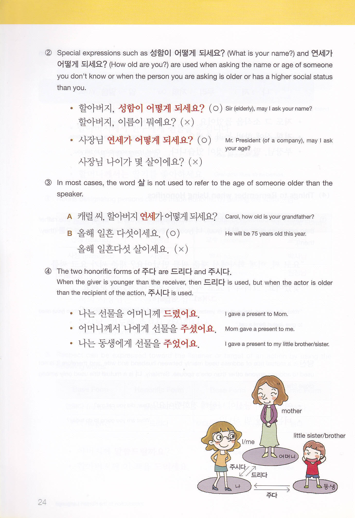 1-intro4 Korean grammar in use- beginning