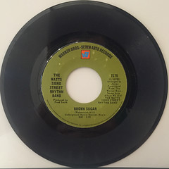 THE WATTS 103RD STREET RHYTHM BAND:BROWN SUGAR(RECORD SIDE-A)