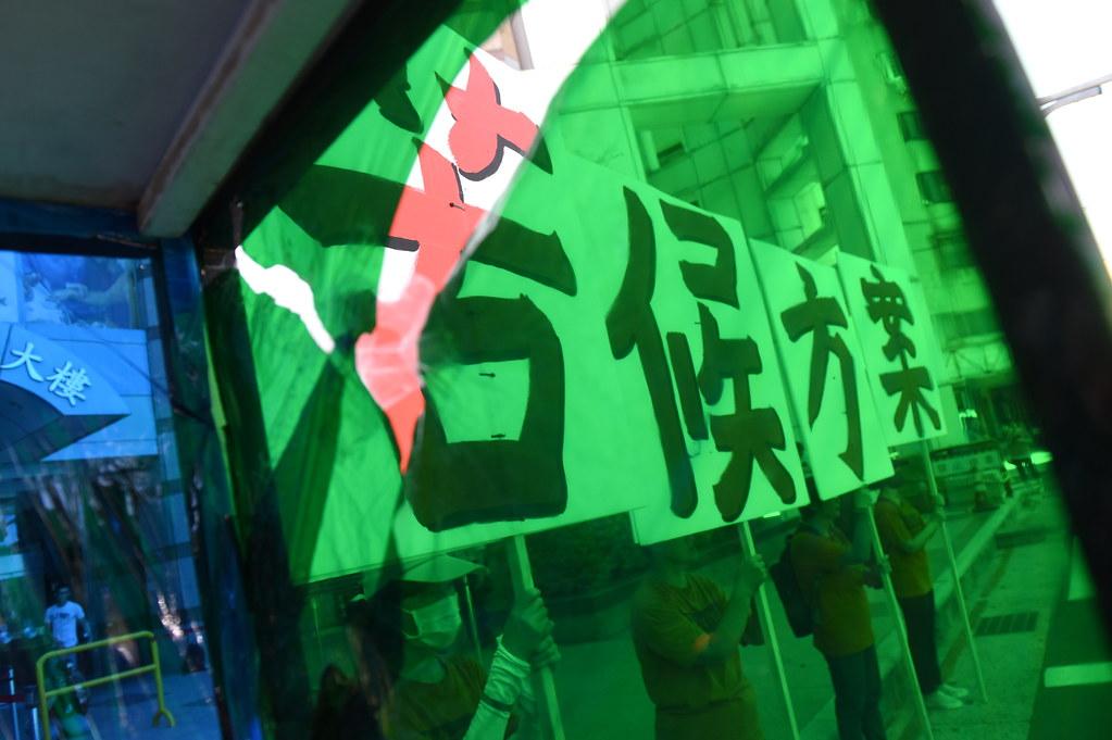 民進黨執政後,國道收費員仍在等待解決方案。(攝影:宋小海)