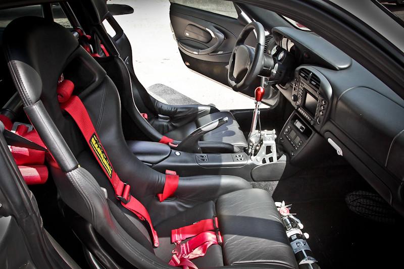 Built 1000 Hp Porsche 996 Turbo Jbe Racing Bill Rader