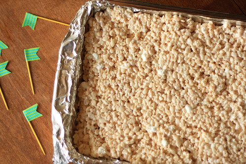 Rice Krispie Treats 01