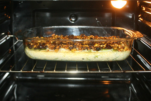 40 - Weiter im Ofen backen / Continue to bake in oven