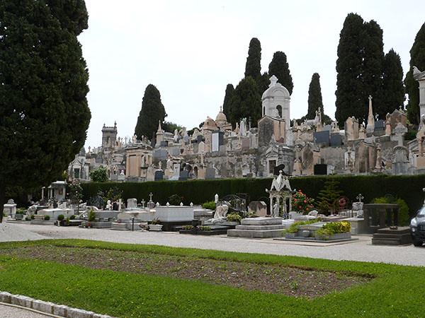 le cimetière de Nice