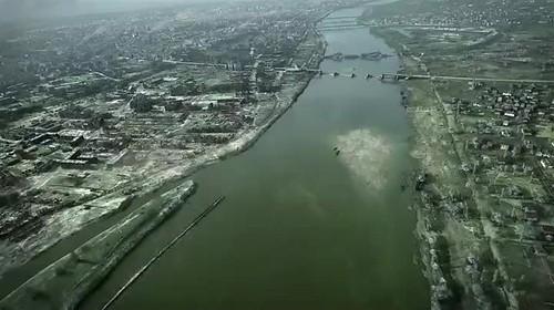 Разрушенная Варшава 1945 (нем.яз)