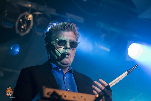 Tom Bailey at The Tivoli (Image ©2015 Karen Woodham - Blazing Minds)