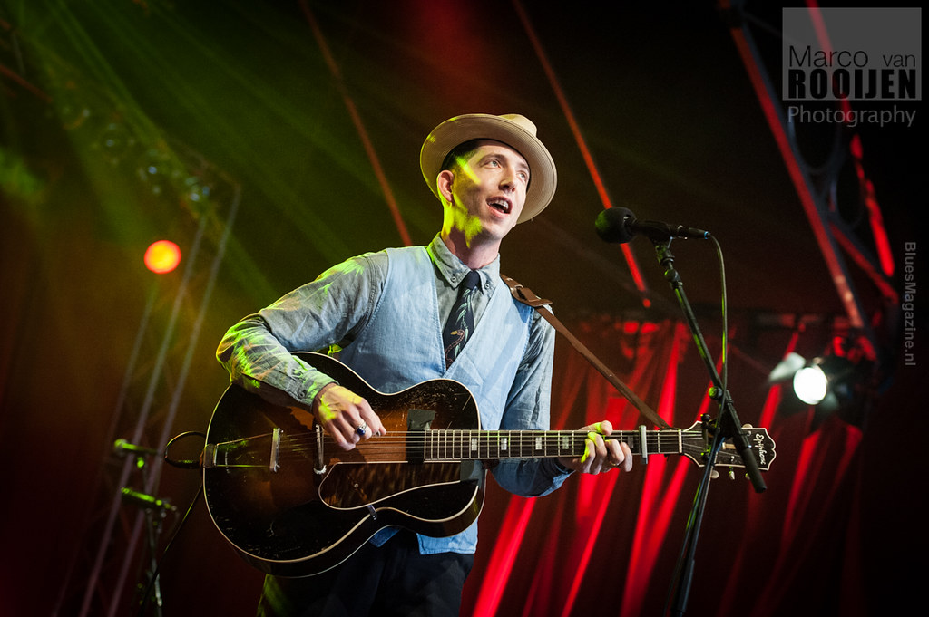 Pokey LaFarge @ North Sea Jazz Festival 2016