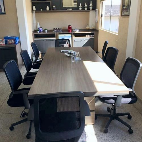 Estrutura para atividades administrativas