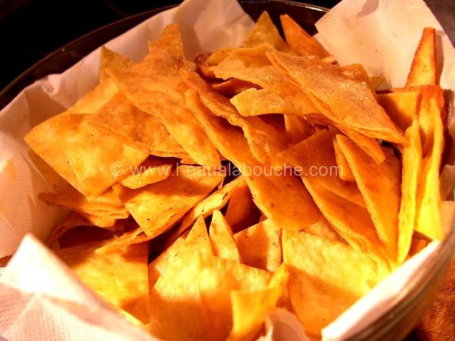 Tortillas Chips © Ana Luthi Tous droits réservés  11