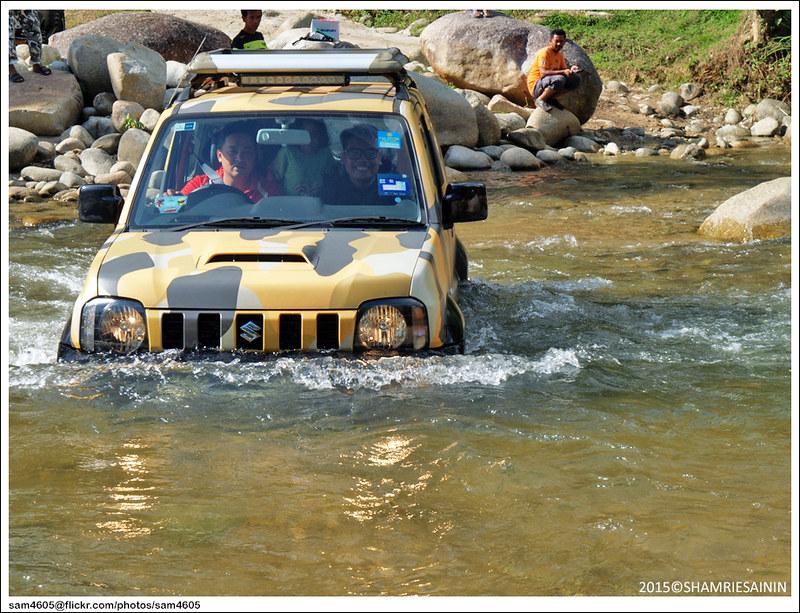 Suzuki Jimny JB43 @ RockTheRoad3