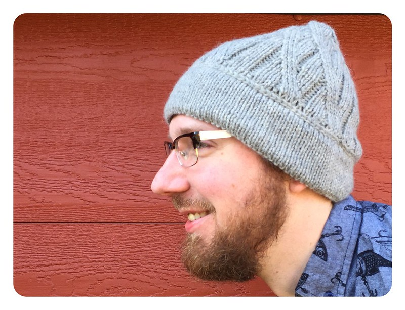 Red Knits_Spoke Hat