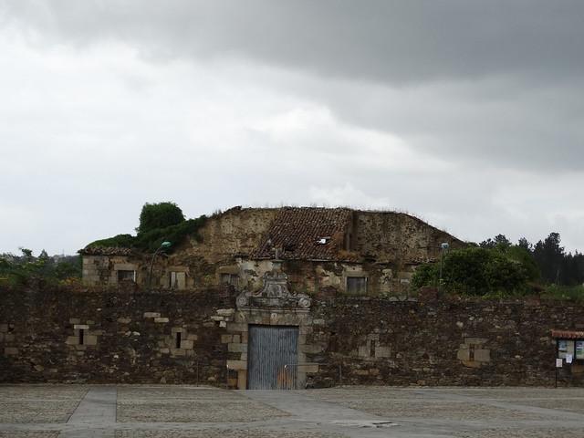 Monasterio de San Ciprián en Cambre