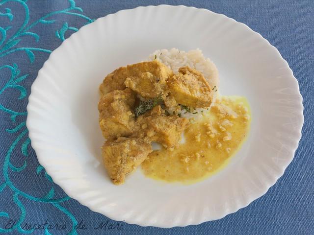 pollo al curry 3
