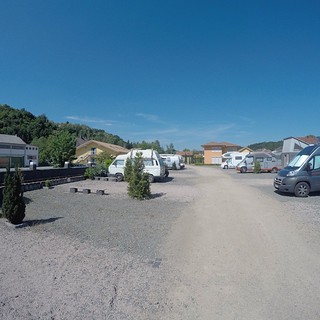 #vanlife #gopro shot #bluesky #westy #t3