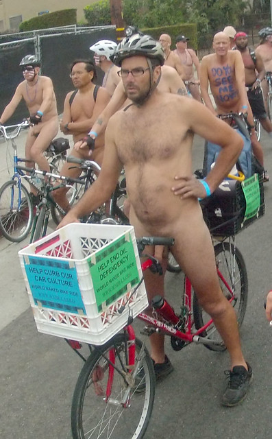 LA World Naked Bike Ride (273)
