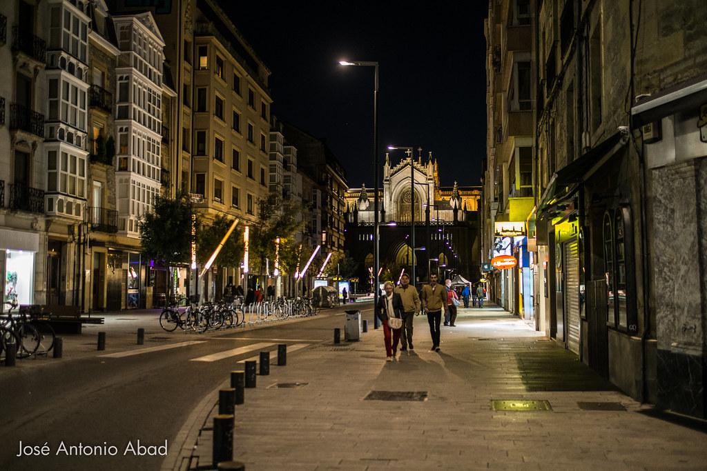 calle de el prado vitoria jose antonio abad flickr