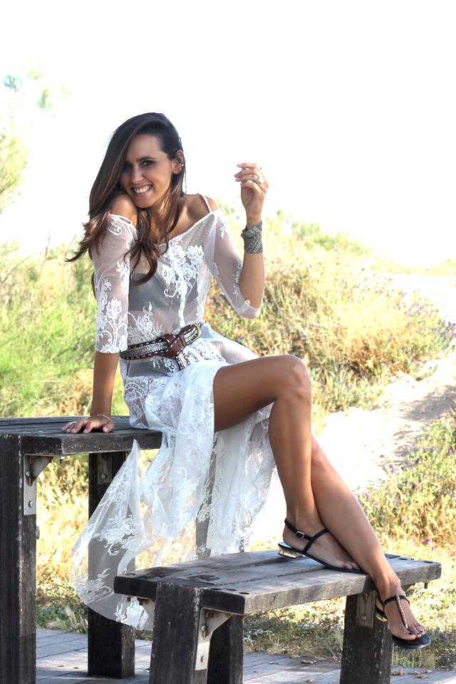 maje dress coohuco 1