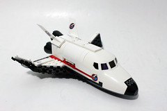 LEGO City Space Utility Shuttle (60078)