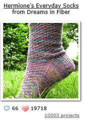 10000 hermione socks