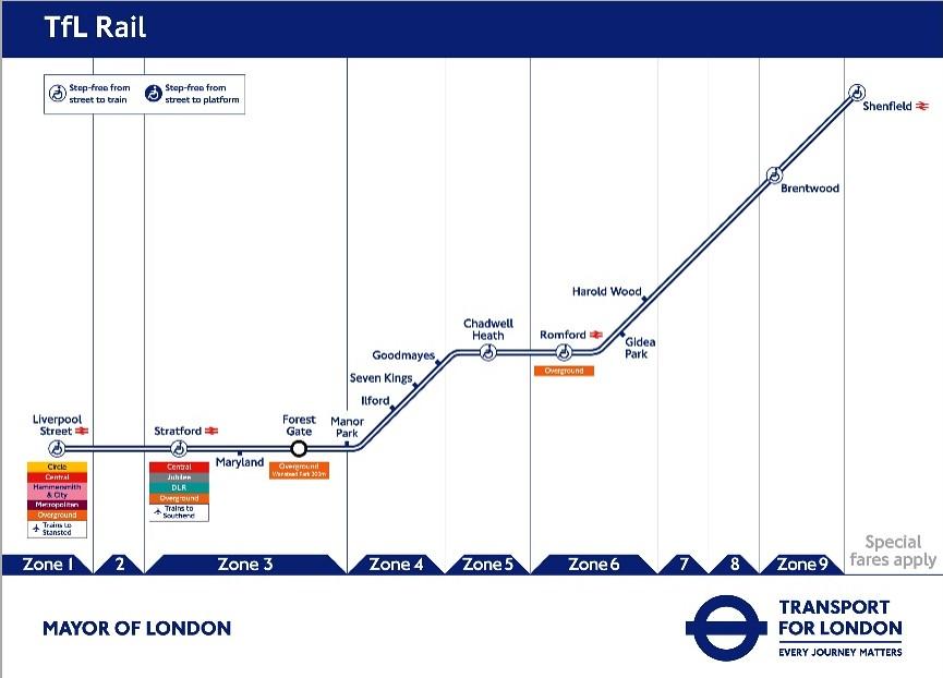 Tfl Rail Map TfL Rail map | Dstock7080 | Flickr Tfl Rail Map
