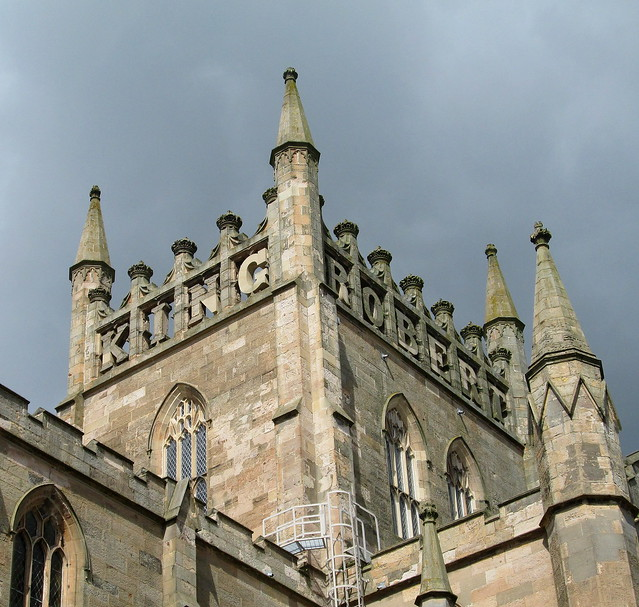 Dunfermline Abbey Church, King Robert