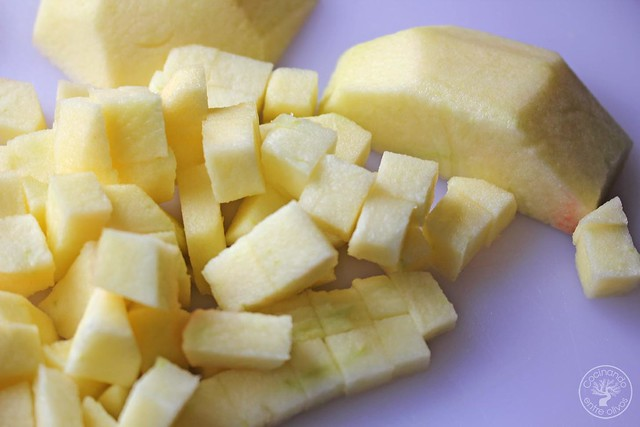 Ensalada de pavo, manzana y cerezas (4)