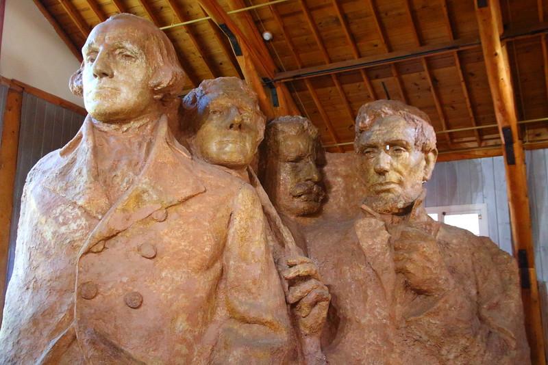 IMG_0520 Sculptor's Studio, Mount Rushmore National Memorial