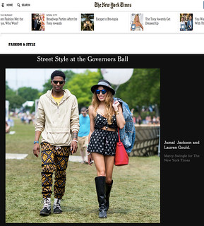 NY Times Fashion